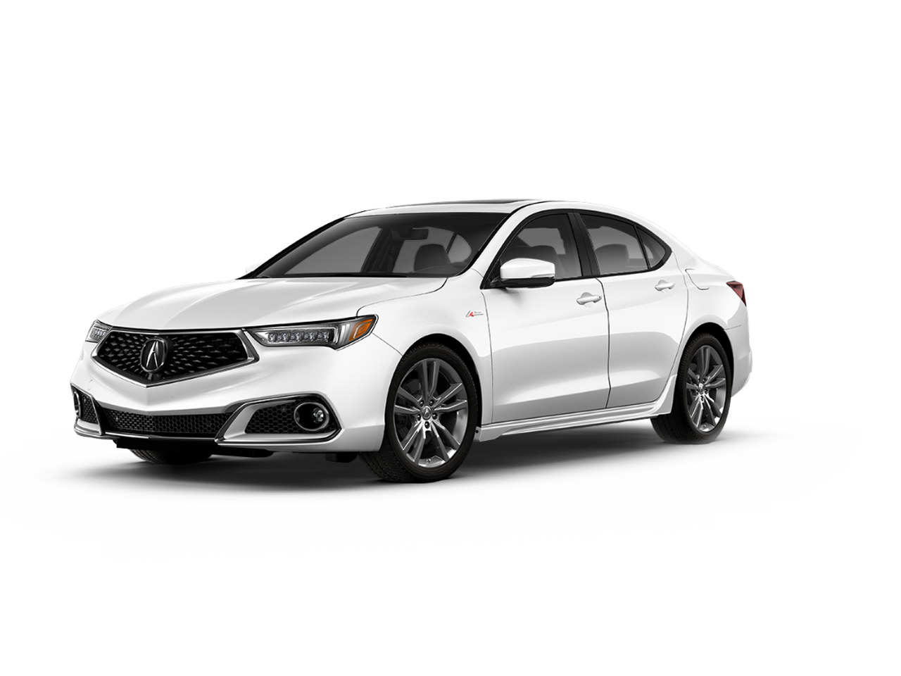 2020 TLX A-Spec