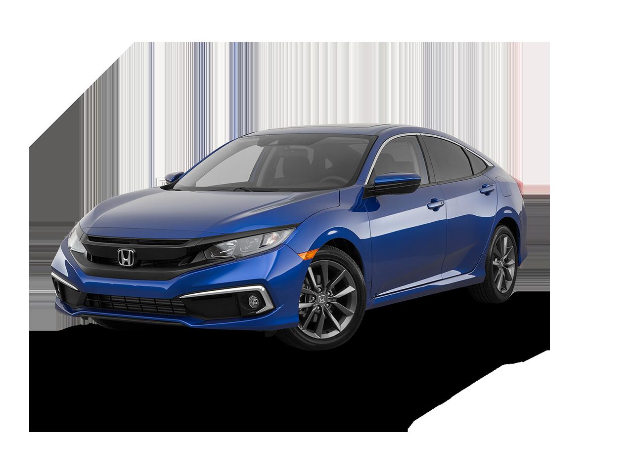 2019 Civic EX