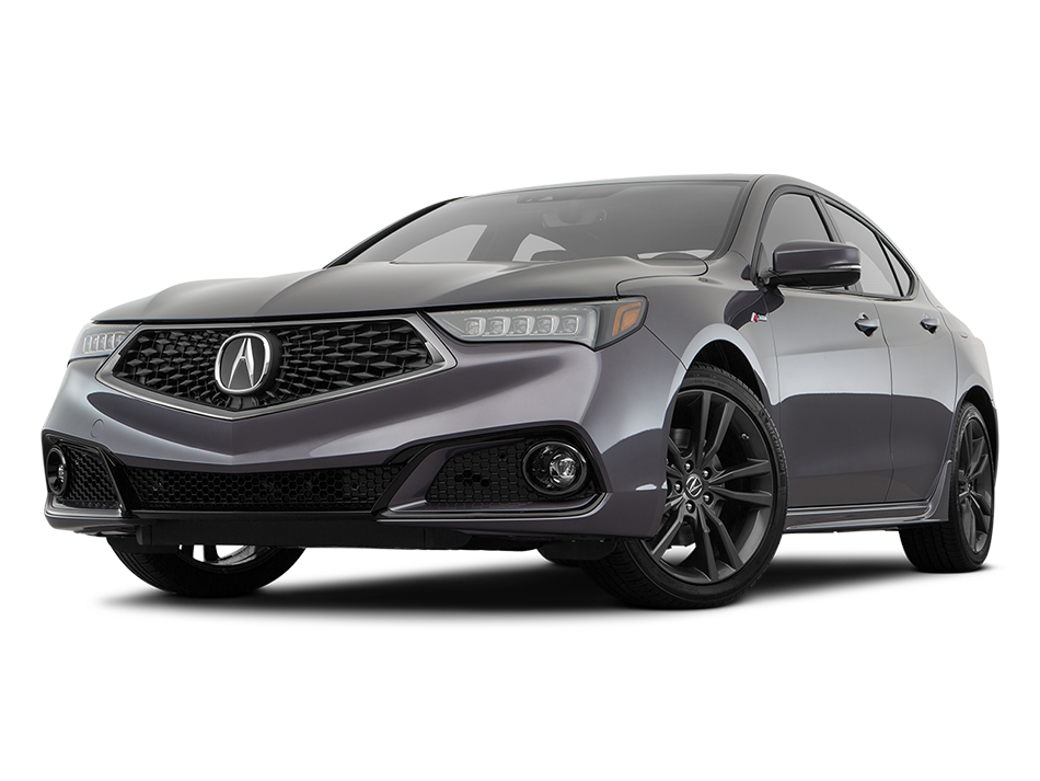 2019 TLX with A-SPEC Package