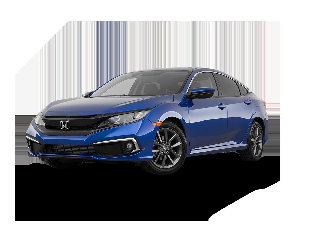 2019 Civic EX Sedan