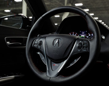 Acura PMC Edition Steering Wheel