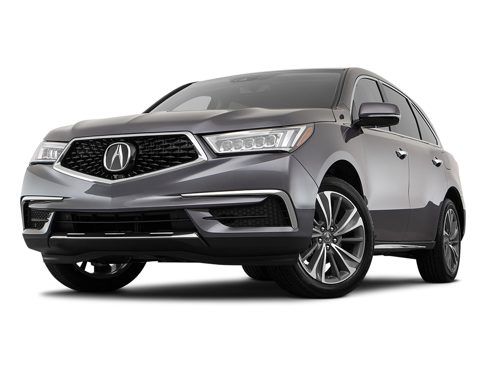 2019 MDX with Technology and Entertainment Packages