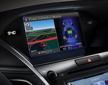 2020 RLX Sport Hybrid