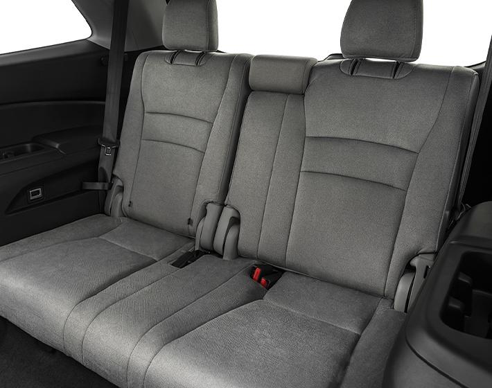 2020 Pilot interior