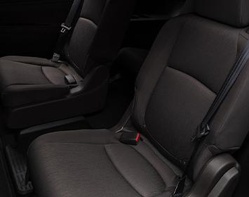 2020 Odyssey interior
