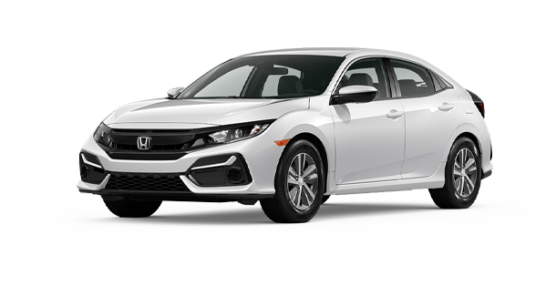 2020 Civic Hatchback LX