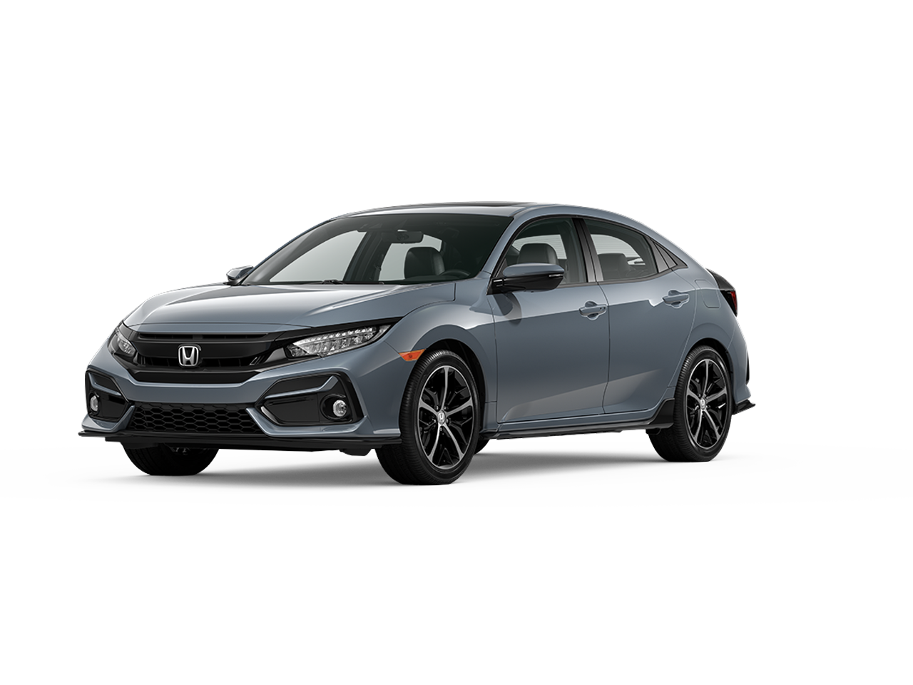 2020 Civic Sport Touring Hatchback