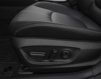 2020 Corolla XLE interior