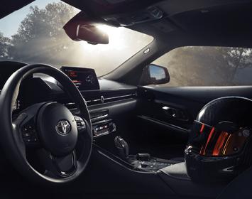 2020 GR Supra 3.0 Premium interior