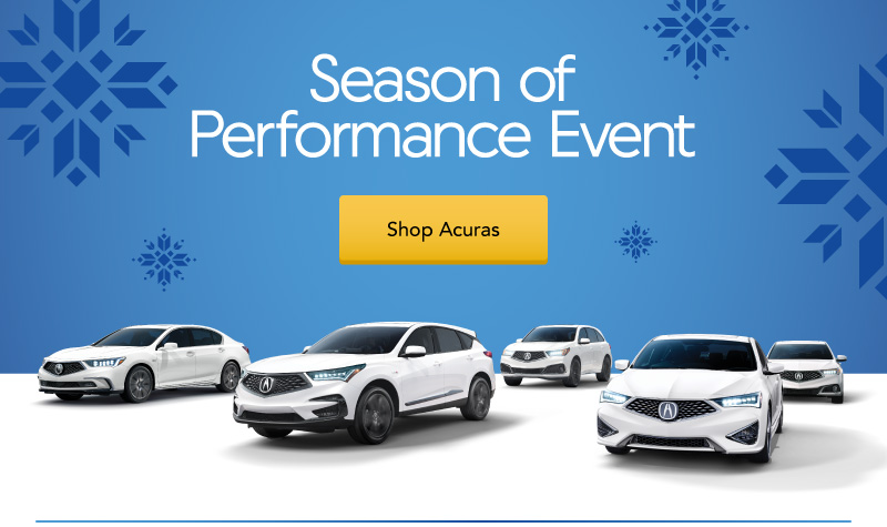 Our Season of Performance Event starts now!