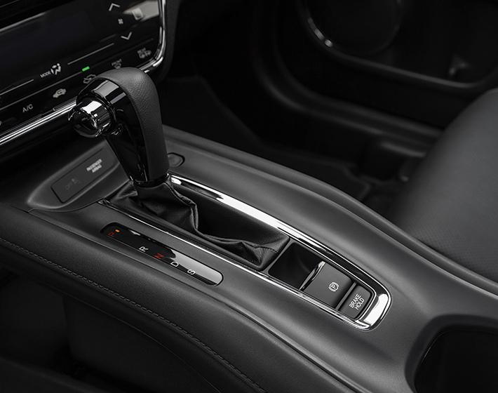 2020 Honda HR-V Sport interior