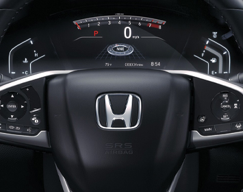 2020 Honda CR-V LX interior