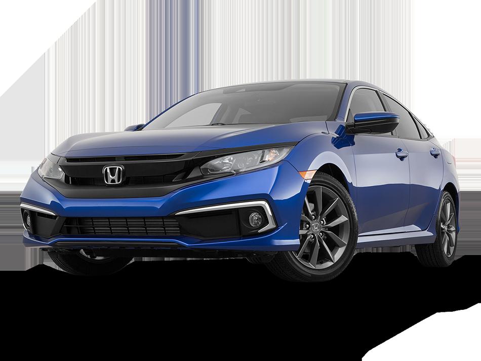 2020 Civic EX