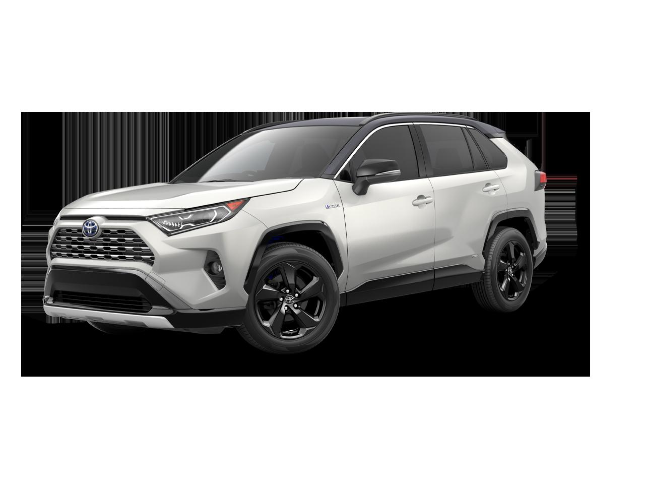 2020 RAV4 XSE Hybrid