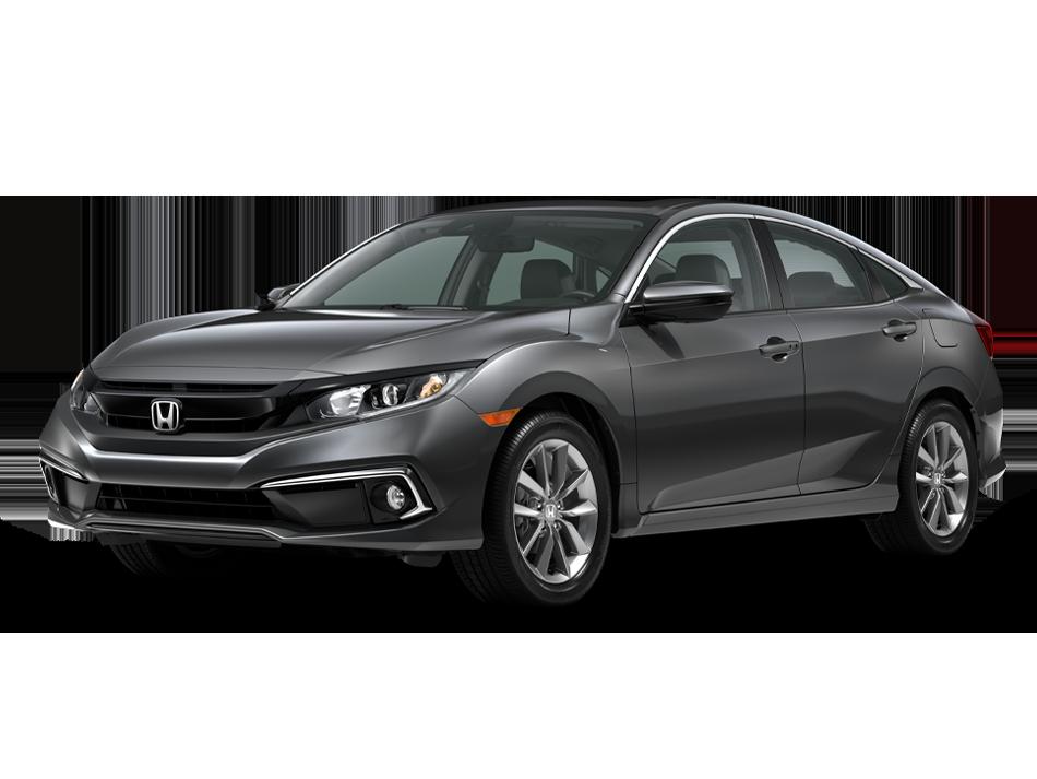 2020 Civic EX-L Sedan