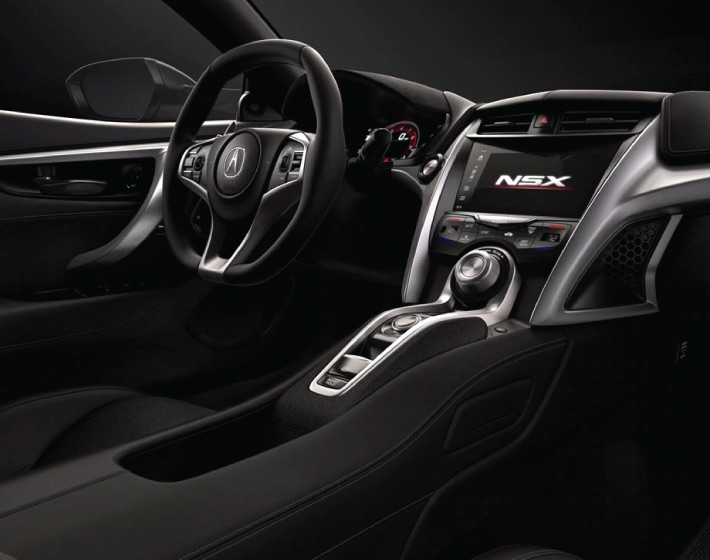 2020 Acura NSX Interior Dash