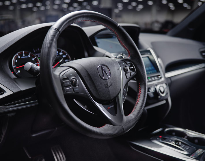 2020 MDX PMC Edition Interior