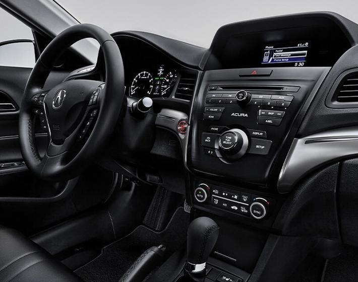 2020 Acura ILX Standard interior