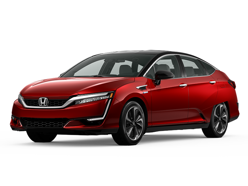 2020 Clarity Fuel Cell