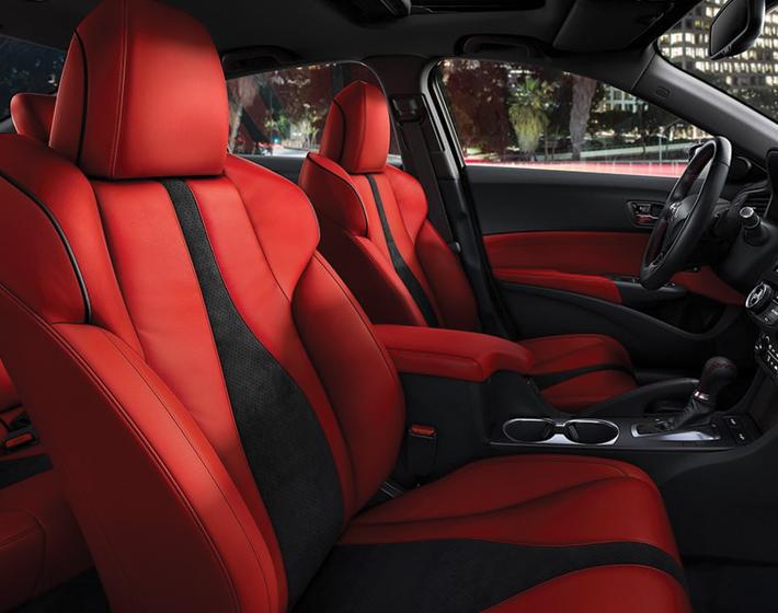 2020 ILX Premium ASPEC interior