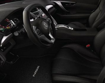 2020 Acura NSX Interior Steering Wheel