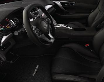 2020 Acura NSX Interior Steering Wheel