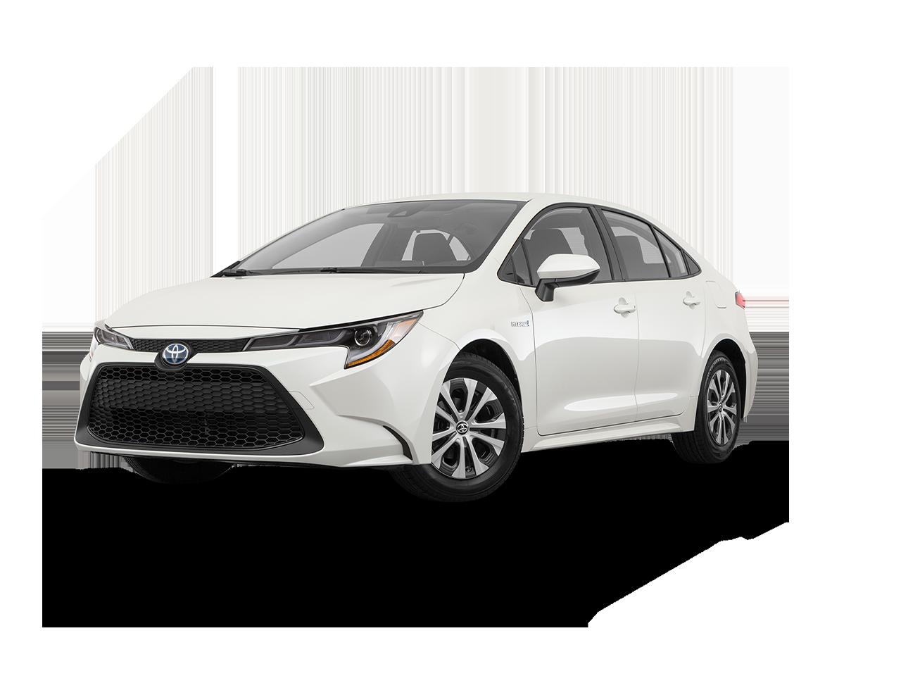 2020 Corolla Hybrid LE
