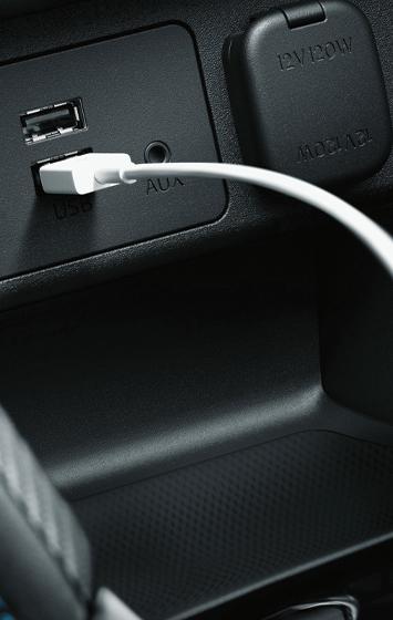 2020 Yaris XLE Hatchback interior