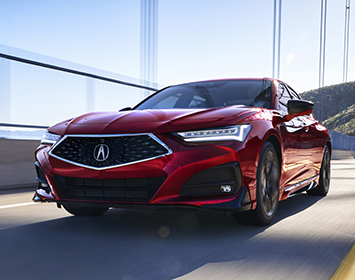 2021 TLX Advance Package