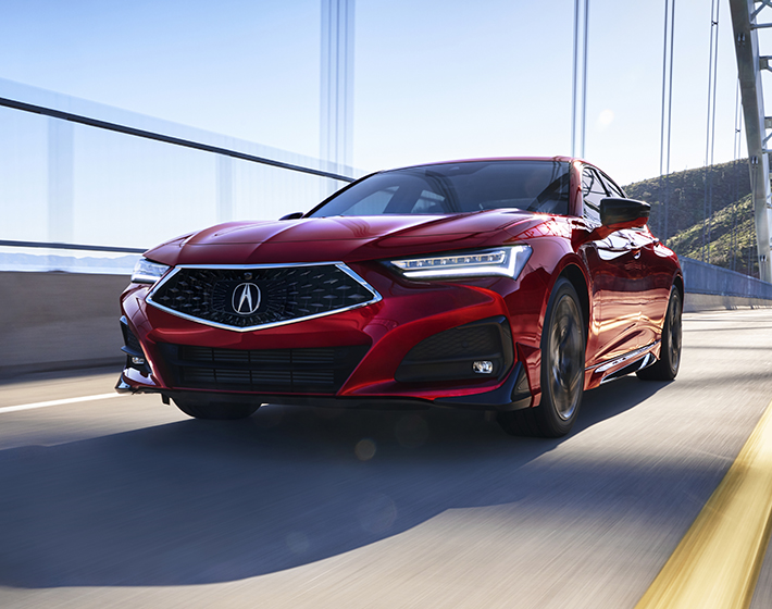 2021 TLX Advanced SH-AWD