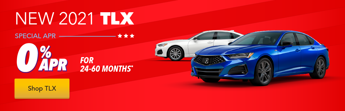 Acura TLX APR Offer