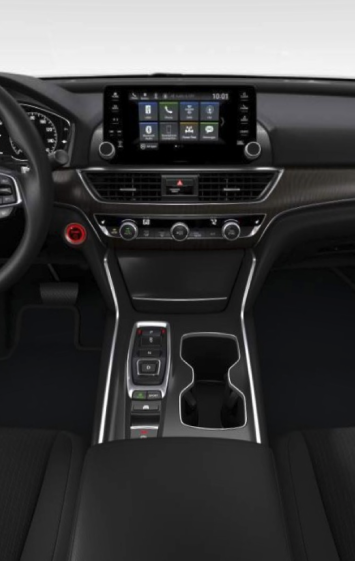 2021 Honda Accord Hybrid EX